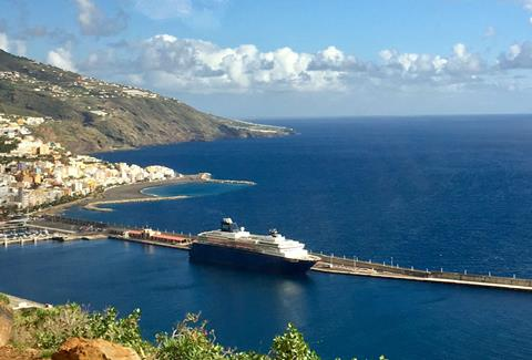 8-daagse Canarische Eilanden cruise vanaf Tenerife