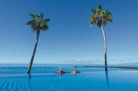 RIU Arecas Spanje Canarische Eilanden Costa Adeje sfeerfoto 2