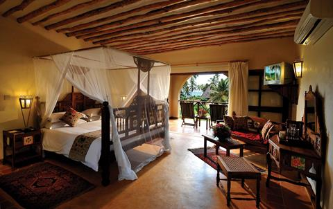 Neptune Pwani Beach Resort & Spa Tanzania Zanzibar Pwani Mchangani sfeerfoto 2
