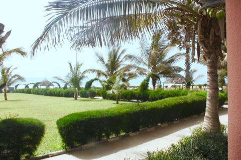 Seafront Residence Gambia West Gambia Bijilo sfeerfoto 4