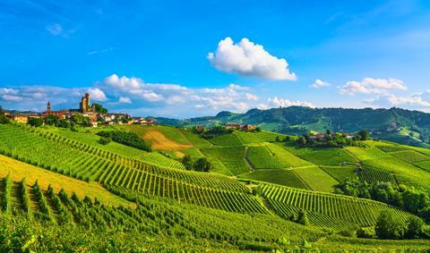 8-daagse kampeer-fietsreis Piemonte