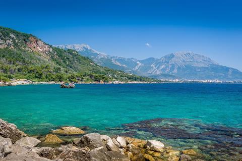 8-daagse Actief Montenegro Hotel Delfin