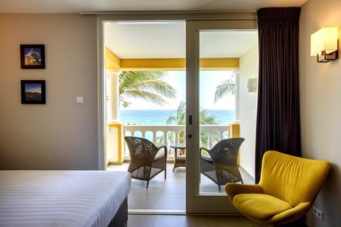 Avila Beach Hotel Curaçao Curaçao Willemstad sfeerfoto 1