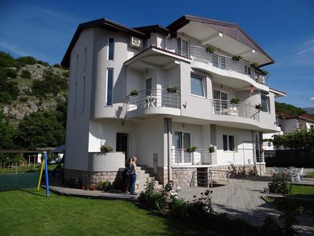 Goedkope familievakantie Meer van Ohrid - Basoski
