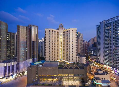 Jianguo Hotel Shanghai - Formule 1