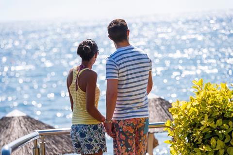 TUI BLUE Atlantica Bay Cyprus Oost-Cyprus Limassol sfeerfoto 4