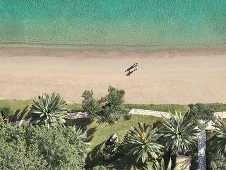 Grecotel LUX.ME Daphnila Bay Dassia Griekenland Corfu Dassia sfeerfoto 3