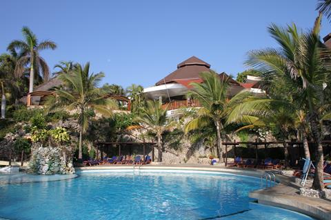 Leopard Beach Resort & Spa Kenia Kust Diani Beach  sfeerfoto groot
