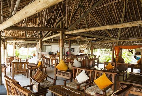 Baobab Beach Resort & Spa Kenia Kust Diani Beach sfeerfoto 1