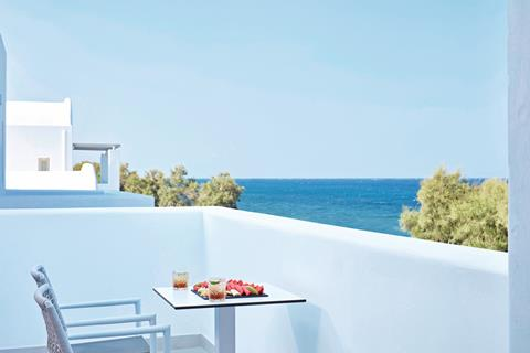 Costa Grand Resort & Spa Griekenland Cycladen Kamari sfeerfoto 2