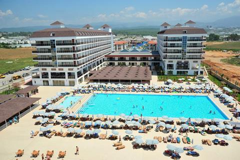 Eftalia Aqua Resort & Spa Turkije Turkse Rivièra Alanya sfeerfoto 3