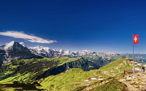 Wandelvakantie 8-daagse wandelvakantie Davos in Diversen (Zwitserland, Zwitserland)