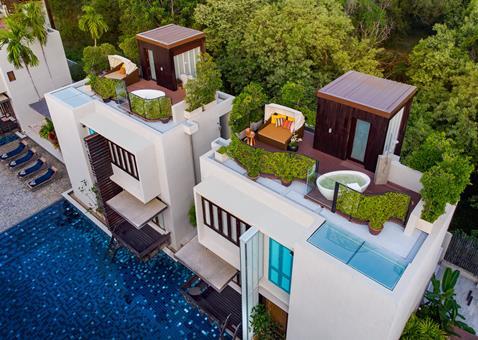 Let's Sea Hua Hin Al Fresco Resort Thailand Golf van Thailand Hua Hin sfeerfoto 4
