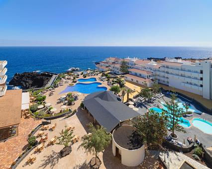 H10 Taburiente Playa Spanje Canarische Eilanden Los Cancajos sfeerfoto 3