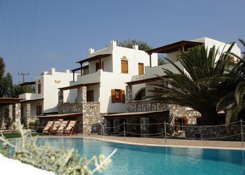 Villa Romantica Griekenland Cycladen Plaka sfeerfoto 3