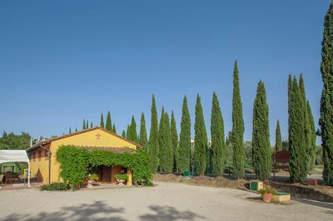 Tenuta Moriano Italië Toscane Montespertoli sfeerfoto 4