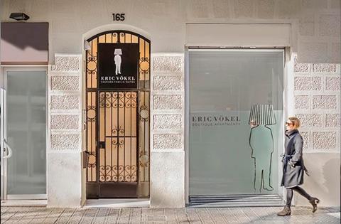 Eric Vokel Boutique Apart. Sagrada Familia Suites