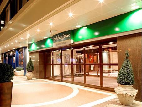 Holiday Inn Bloomsbury Hardlopen