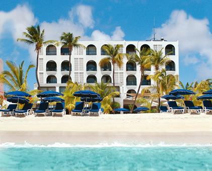 Holland House Beach Hotel St. Maarten Nederlands St. Maarten Philipsburg  sfeerfoto groot