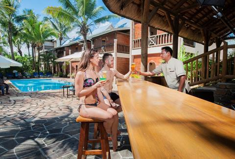 Le Palmiste Resort & Spa Mauritius Noordkust Trou Aux Biches sfeerfoto 2