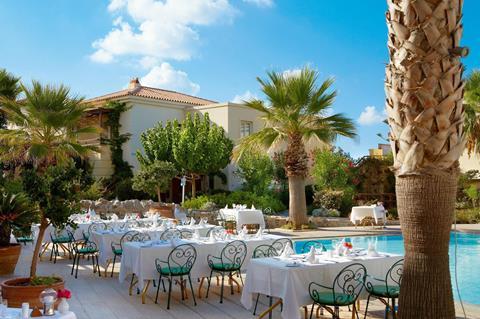 Grecotel Marine Palace & Aquapark Griekenland Kreta Panormo sfeerfoto 3