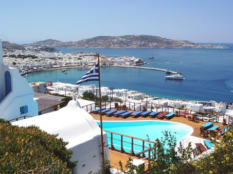 Mykonos View***  in Mykonos stad
