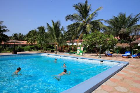 Holiday Beach Club Gambia West Gambia Kololi sfeerfoto 1