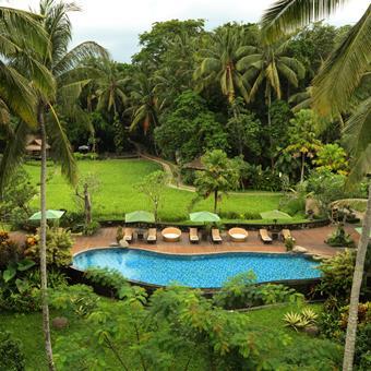 Plataran Hotel & Spa Indonesië Bali Ubud  sfeerfoto groot
