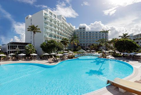 Sonesta Maho Beach Resort, Casino & Spa St. Maarten Nederlands St. Maarten Maho Bay  sfeerfoto groot