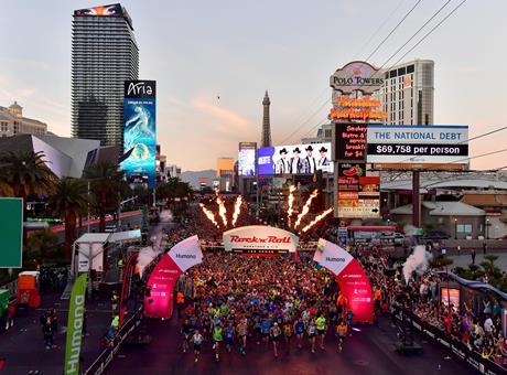 Park MGM Las Vegas Hardlopen