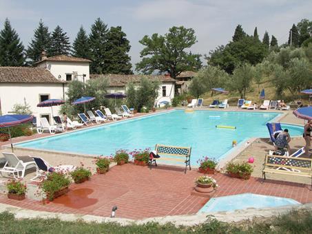 Villa Grassina Italië Toscane Pelago  sfeerfoto groot