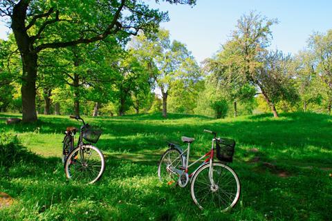 8-daagse fietsreis Grote Usedom Tour