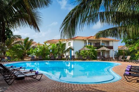 Melia Tortuga Beach Resort & Spa Kaapverdië Sal Santa Maria sfeerfoto 2