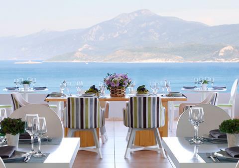Proteas Blu Resort Griekenland Samos Pythagorion sfeerfoto 2