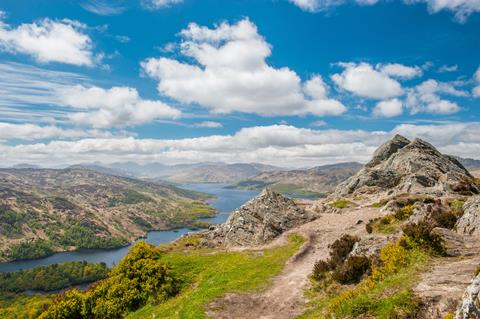 6 daagse busreis Wandelen in Schitterend Schotland