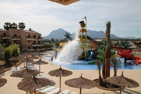 All inclusive vakantie Albir Garden Resort & Aquapark in Albir (Costa Blanca, Spanje)
