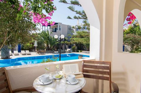 Paradise Resort Griekenland Cycladen Akrotiri sfeerfoto 3