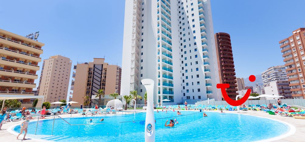 Port benidorm hotel benidorm spanje tui - Hotel asiatico benidorm ...