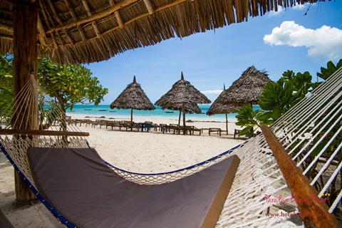 Paradise Beach Resort Tanzania Zanzibar Marumbi sfeerfoto 1