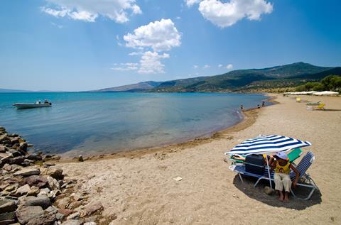Imerti Griekenland Lesbos Skala Kalloni sfeerfoto 3