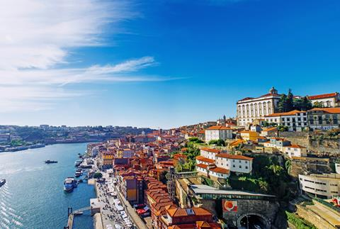 7-daagse fietsreis Porto-Minho
