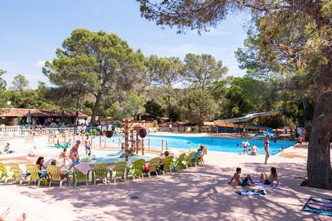 La Pierre Verte - Homair Frankrijk Côte d'Azur Fréjus sfeerfoto 2