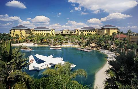 Loews Royal Pacific Resort at Universal Orlan