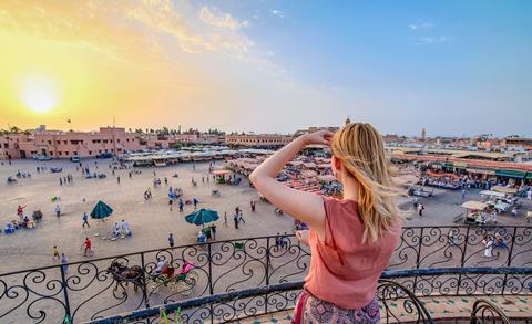 8 daagse singlereis Koningssteden van Marokko