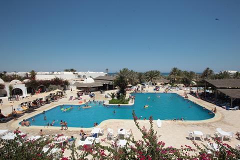 Seabel Rym Beach Djerba Tunesië Djerba Midoun sfeerfoto 2