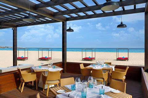 Hilton Cabo Verde Sal Resort Kaapverdië Sal Santa Maria sfeerfoto 4