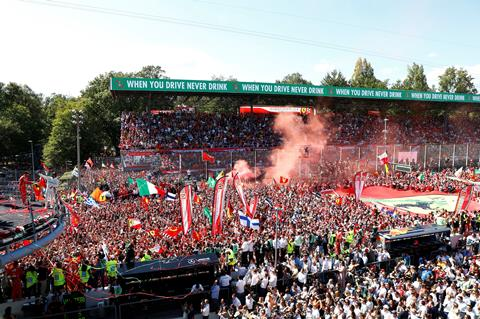 Albavilla - Formule 1 Milaan
