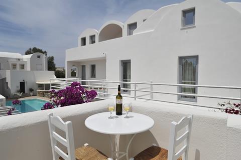 Villa Vergina Griekenland Cycladen Perissa sfeerfoto 3