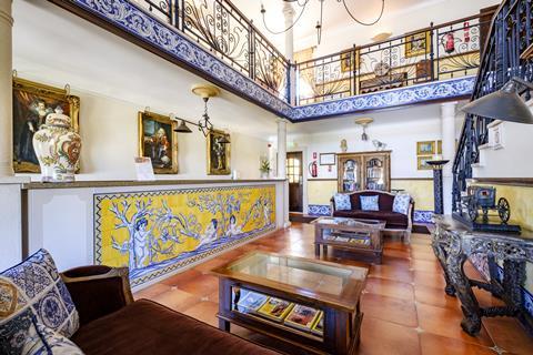 Dom Manuel I Residence Portugal Algarve Lagos sfeerfoto 1