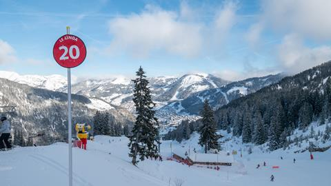 Goedkoop op skivakantie Franse Alpen ⛷️Châtel Centre
